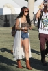 Vanessa Hudgens at Coachella