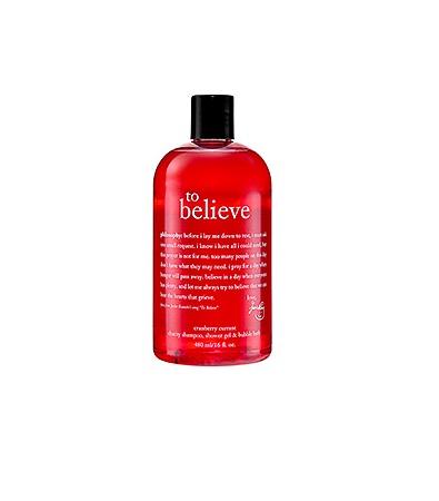 Philosophy's WhyHunger Shampoo, Shower Gel & Bubble Bath