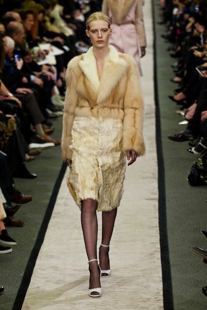 Givenchy Fall 2014
