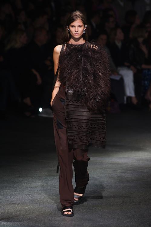 Givenchy SS 2014