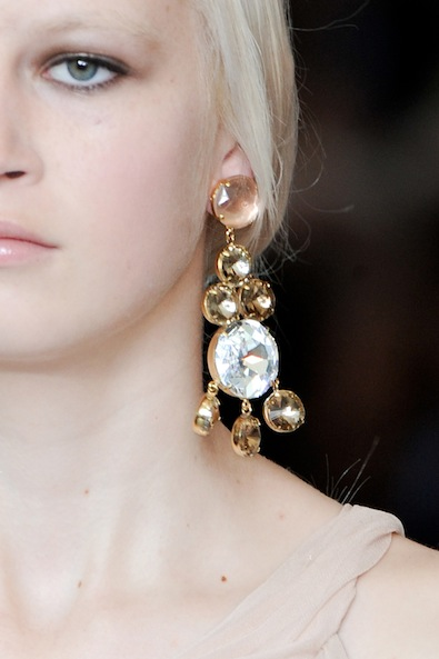 Tory Burch's Oversized Baubles