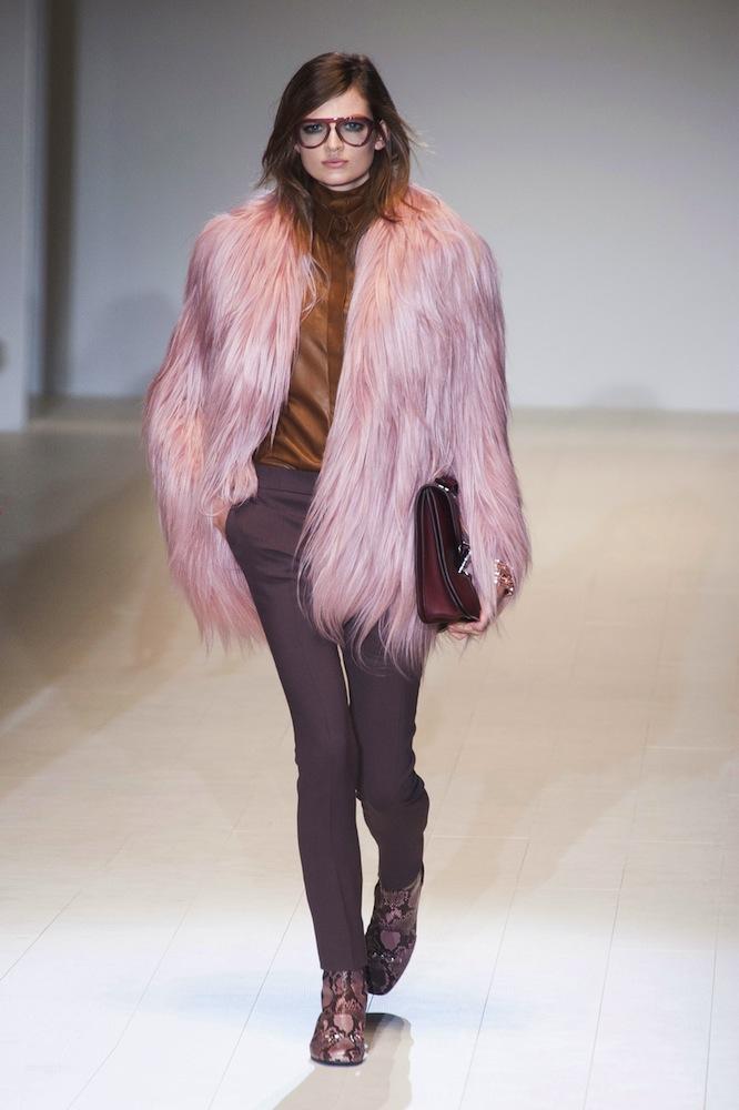Gucci Fall 2014