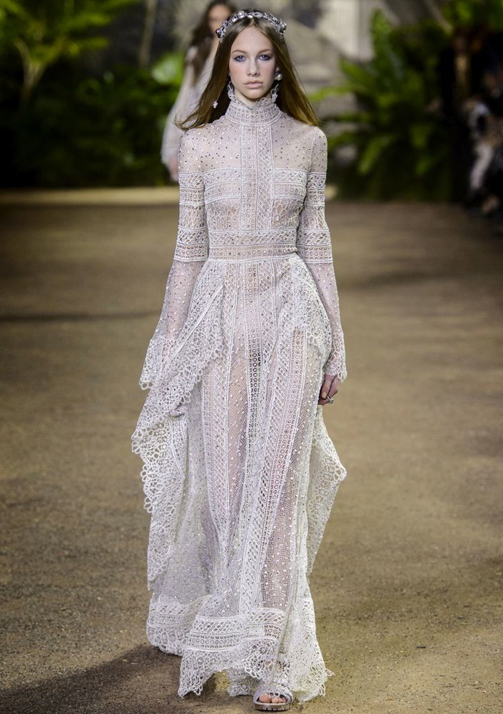 The Best Haute Couture Wedding Dresses Spring 2016 - theFashionSpot