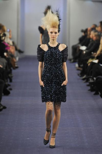 Chanel Haute Couture S/S 2012