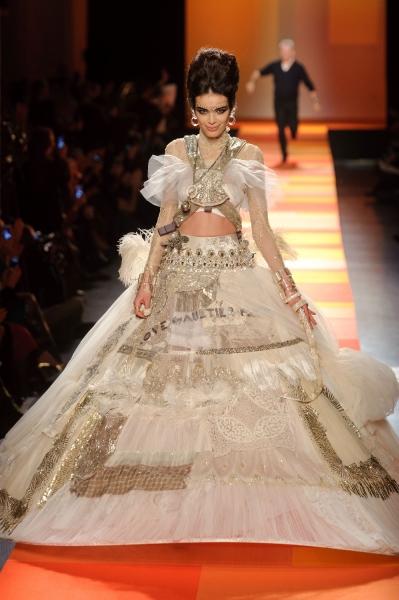 Jean Paul Gaultier Haute Couture Spring 2013