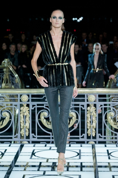 Versace Haute Couture Spring 2013