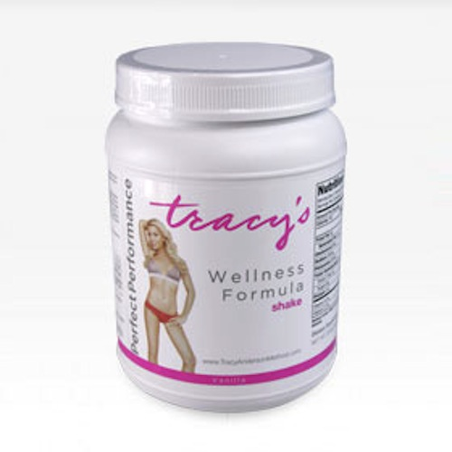 Tracy's Perfect Performance Wellness Formula Shake