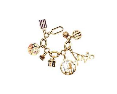 712 5th Charm Bracelet