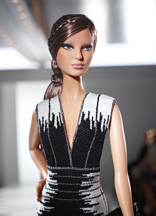 Hervé Léger by Max Azria Barbie