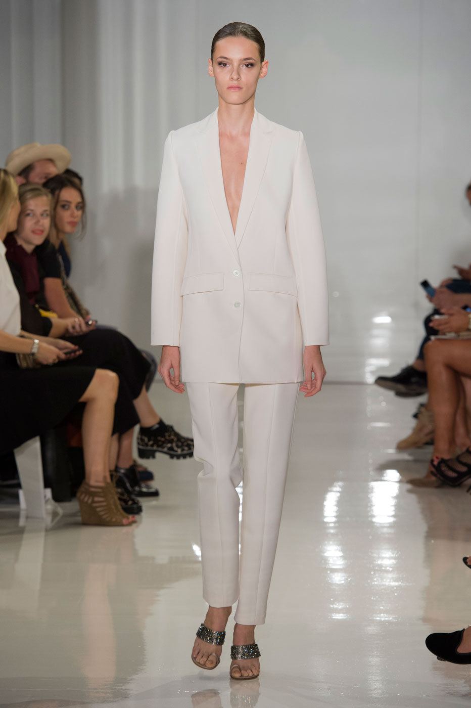 Ralph Rucci Spring 2015