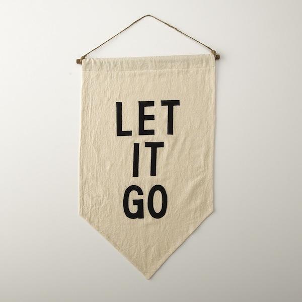 Let's Let It Go