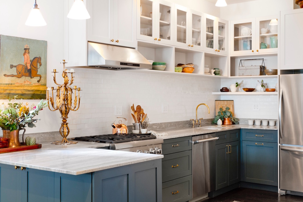 home design school. Spice Up Your Kitchen With Color Top 10 Home Design Trends for 2018  According to Houzz