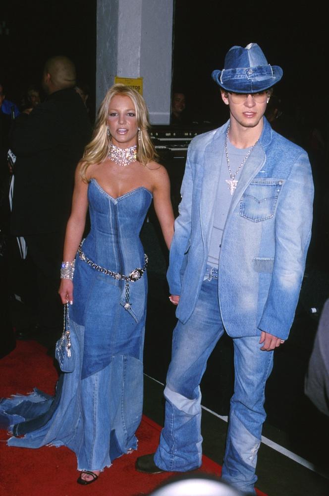 Britney Spears & Justin Timberlake
