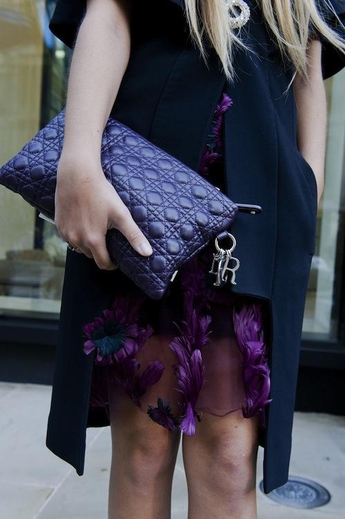 London Fashion Week Street Style SS 14