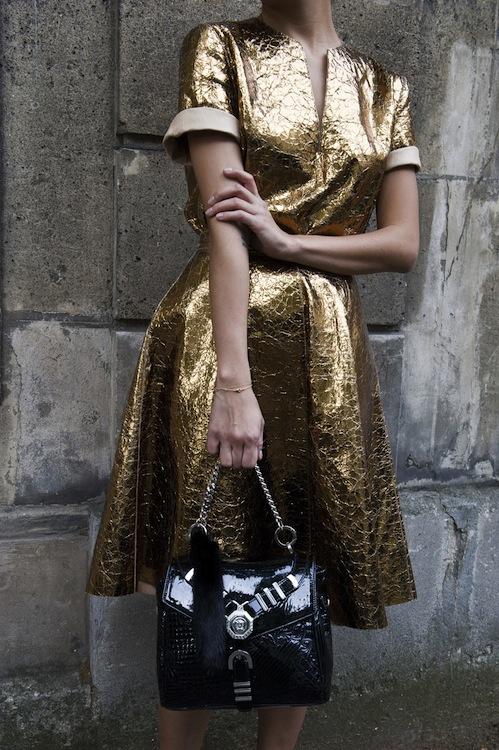 Paris Fashion Week Street Style SS 14