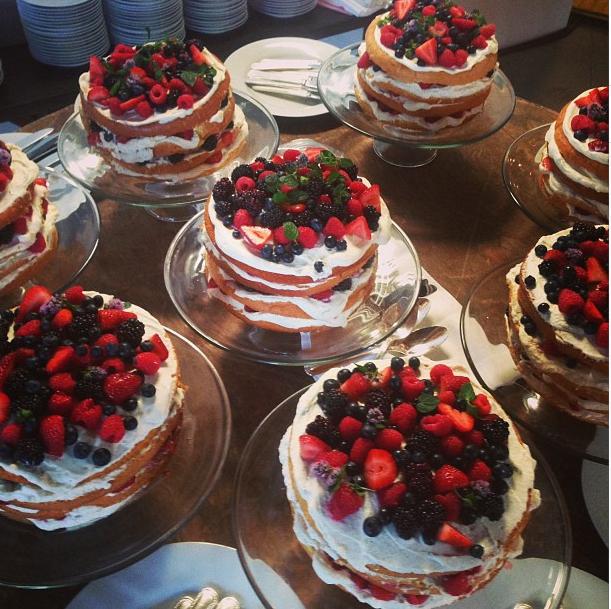 Rachel Comey Does Dessert