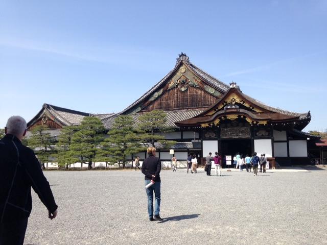 Kiyomizu-dera, Nanzen-ji and Ryoan-ji temple