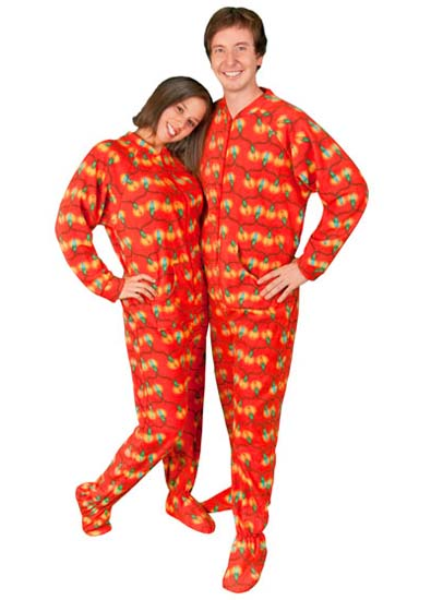 Footies for the Holidays