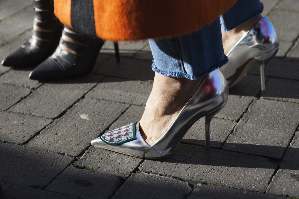 LFW Street Style: The Accessories