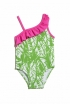 Girls' One Piece Swimsuit in Boom Boom