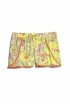 Pom Pom Shorts in Happy Place