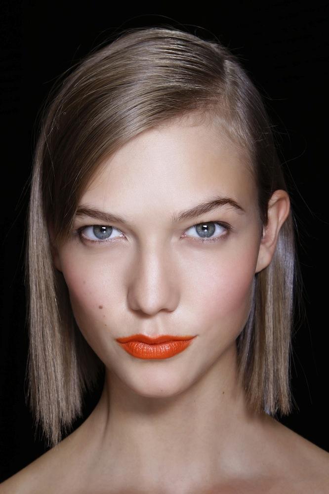 Orange Crush at DKNY