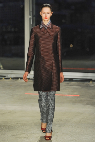 Jonathan Saunders Fall 2012
