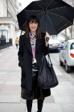 How to look fabulous with an umbrella
