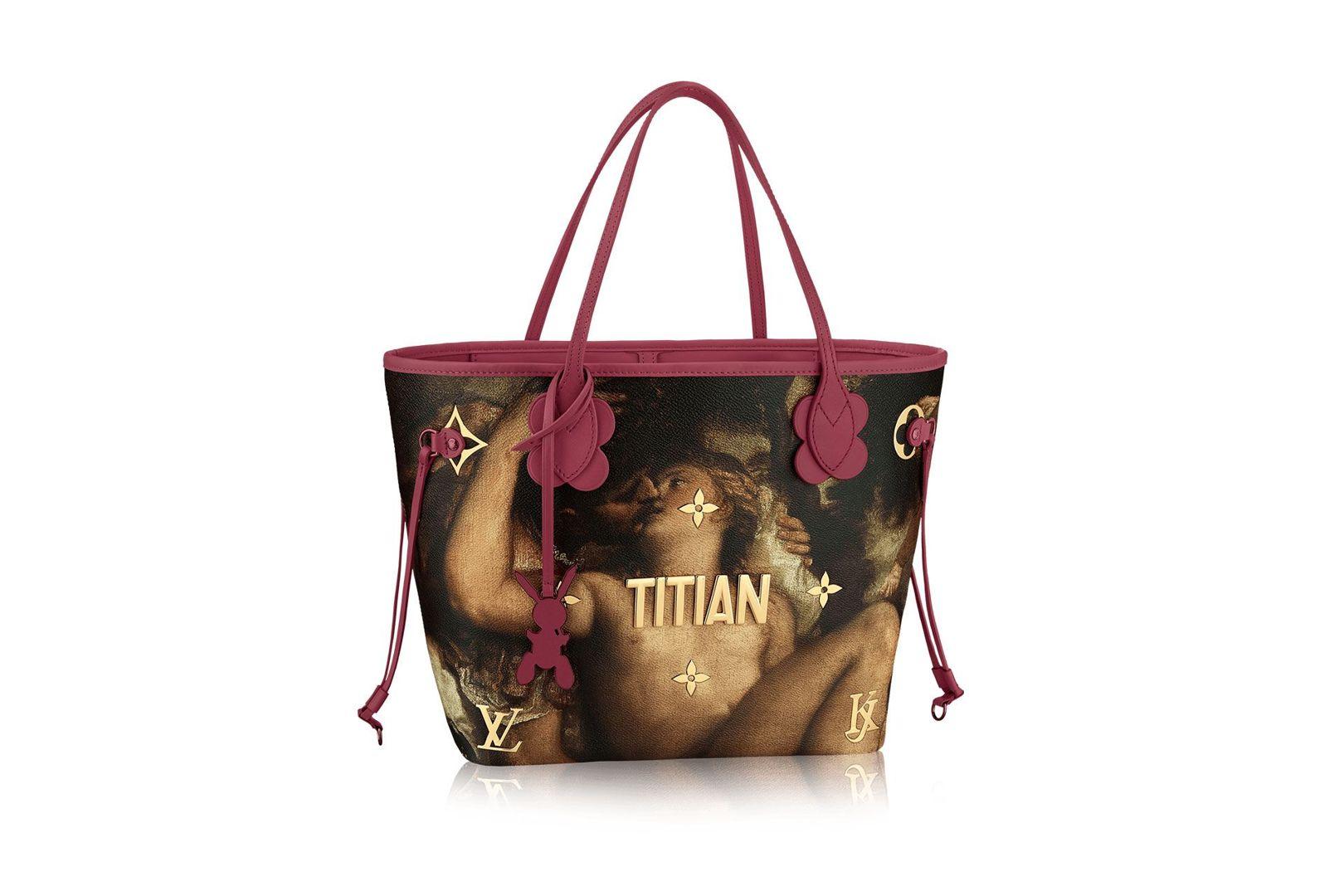 Louis Vuitton Garbage Bag louis vuitton x jeff koons is here to tantalize art (and handbag