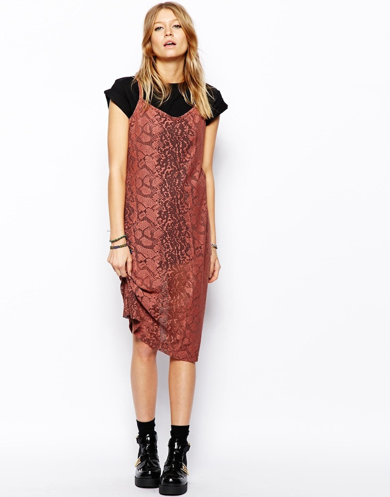 Python Print: The Lace Dress