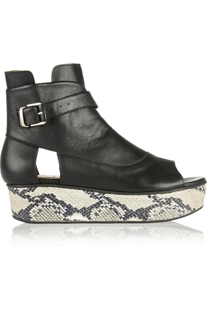 Python Print: The Sandals