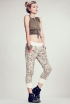 Python Print: The Slouch Pant