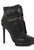 BCBGMAXAZRIA Night Sneaker-Strap High-Heel Bootie