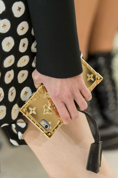 A Phone Case From Louis Vuitton S Spring 2017 Collection Photo Imaxtree