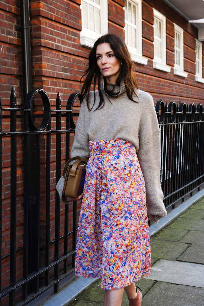 When in Doubt, Go Floral