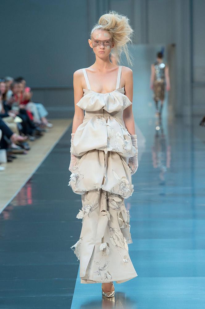 Maison margiela haute couture fall 2015 runway - Maison de haute couture ...