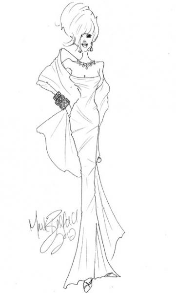 HSH Princess of Monaco