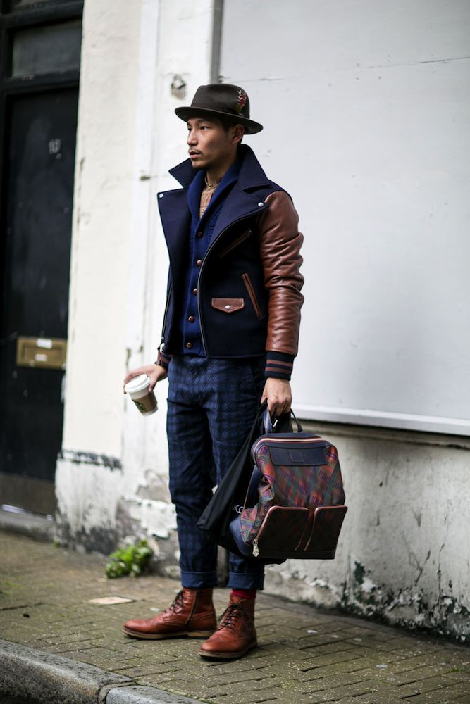 London Men Fashion Week 2015 Men s Fashion Week Fall
