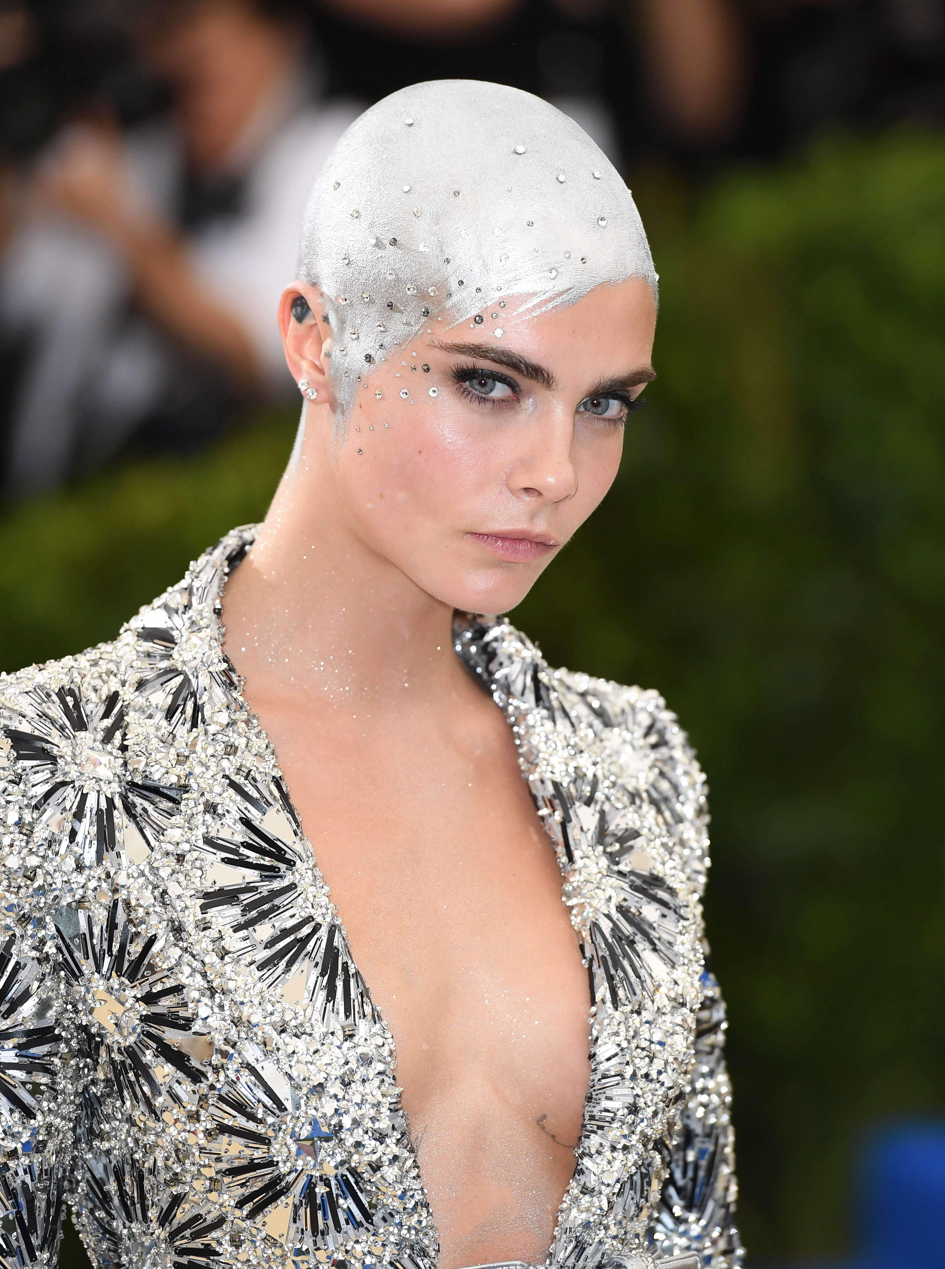 2204aae301 The Best (and Worst!) Beauty Looks from the 2017 Met Gala