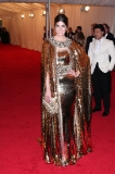 Bianca Brandolini D'Adda in Dolce & Gabbana.