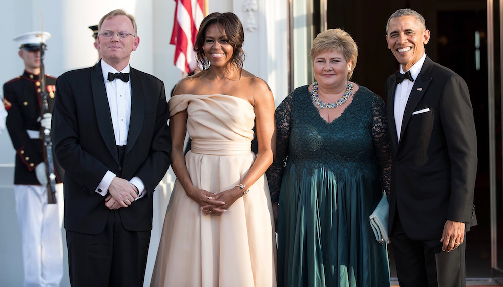 obama s best looks including that dress by versace