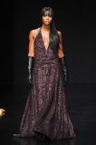 Naomi Campbell at Cavalli