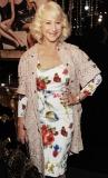 Helen Mirren at Dolce & Gabbana