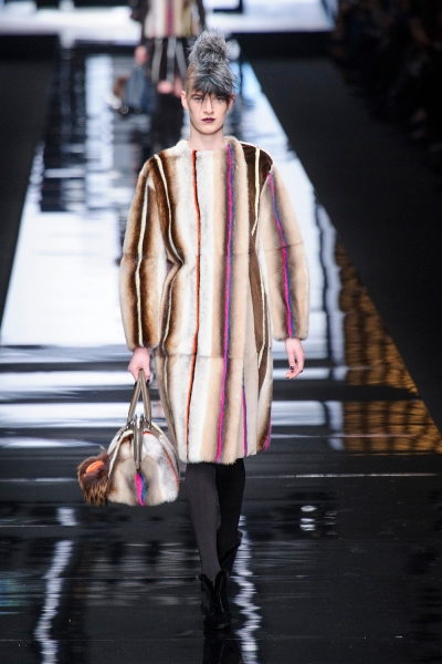 Fendi Fall 2013