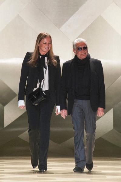 Roberto Cavalli Fall 2013