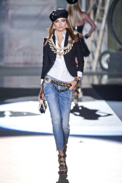 DSquared2 S/S 2013