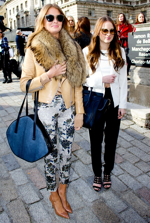 London Fashion Week - Autumn/Winter 2013 - Somerset House