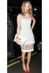 Millie Mackintosh and Professor Green engagement party at Groucho club in Soho