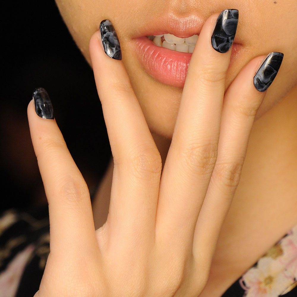 10 nail art looks from the spring 2015 runways to diy now opening ceremony prinsesfo Image collections