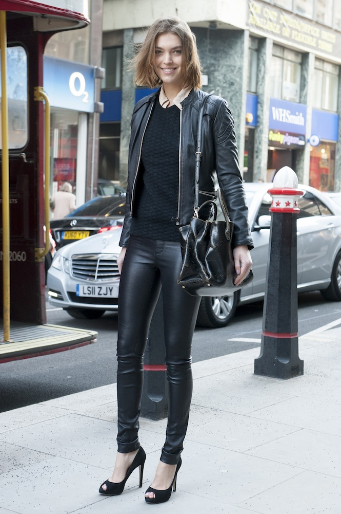 Don't Shy Away From Lots of Leather